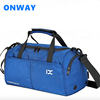 ON-208 Wholesale multifunction waterproof unique gym bag back pack fitness duffle bag with custom logo