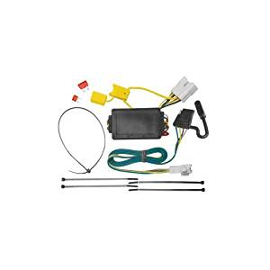 Vehicle Hitch Wiring For - Toyota - Highlander - 2008-2015 - Includes Hybrid, T-One Connector Assembly w/Circuit Protected ModuLite Module.