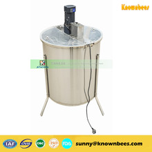 stainless steel automatic electric 4/6/12/20/24 frames radial motor honey bee extractor for sale