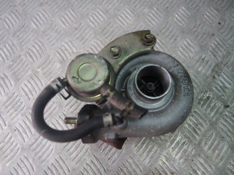 USED JDM Turbo Charger OEM for 95-96 Starlet Carat EP91 4E-FTE TURBO GLANZA CT12