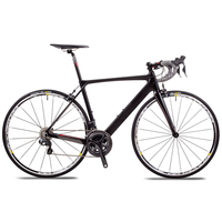Road bike 38 700C Black Ultegra Full Carbon Frame Di2 Groupset road bike