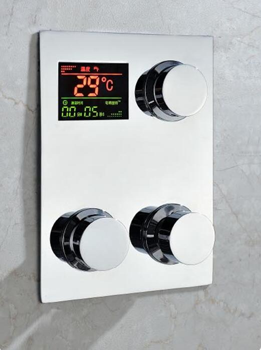 online kaufen gro handel digitale dusche aus china digitale dusche gro h ndler. Black Bedroom Furniture Sets. Home Design Ideas