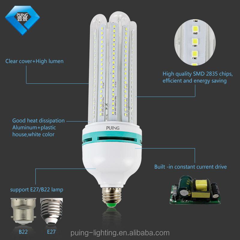 Zhongshan Led Lights Price In Brazil Led Corn Bulb Smd2835 3u 12w ...