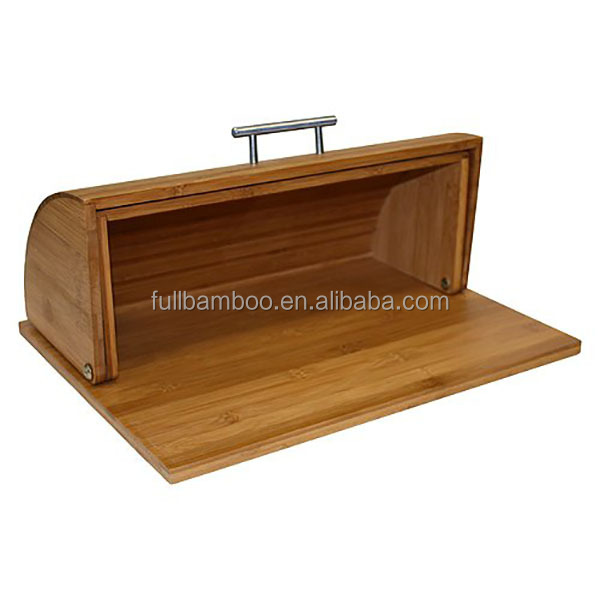 Bread Bins Wooden Bread Bin