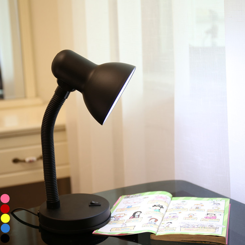 Northern europe simple modern eye protection led table lamp led reading light