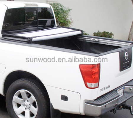 new product 4x4 snap bed cover