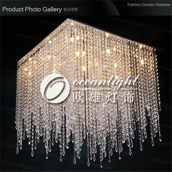 Colorful Pendant Lamps Pendant Hanging Lamp Chandelier Crystal ...