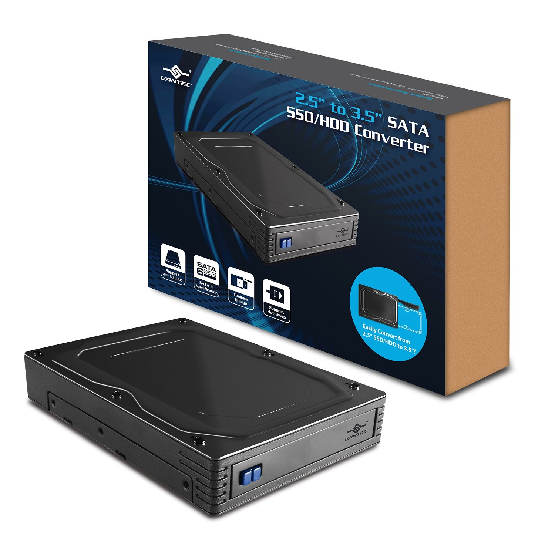 "Vantec 2.5"" to 3.5"" SATA SSD/HDD Converter MRK-235ST"
