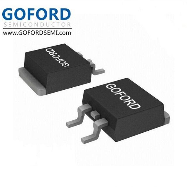 Pack of 10 MOSFET N-Ch 60V 90A DPAK-2 IPD025N06N
