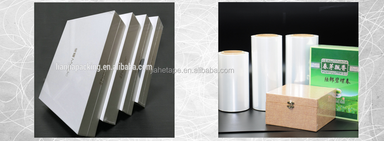 High quality pof shrink wrap film for food