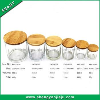 Custom Logo Printed China Supplier Mini Airtight Glass Jars ...