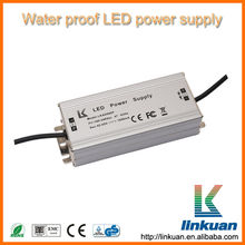Impermeable led driver hdd externo de corriente constante led power supply LKAD080P