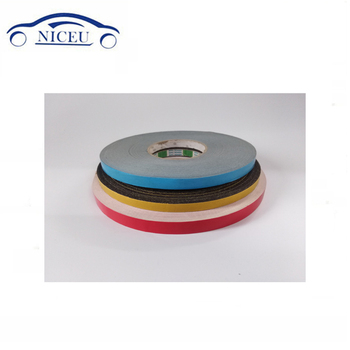 Red/green Liner Tape Heat Resistant High Adhesive Double Sided Eva Foam  Tape - Buy Double Sided Foam Tape,Heat Resistant High Adhesion Double Sided