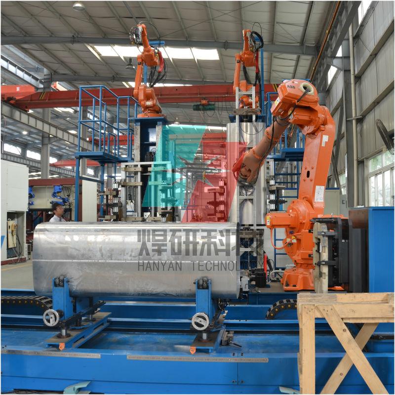 robotic mig welding machine