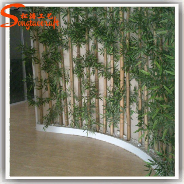 Postes de bamb de pl stico al por mayor de bamb - Bambu planta exterior ...