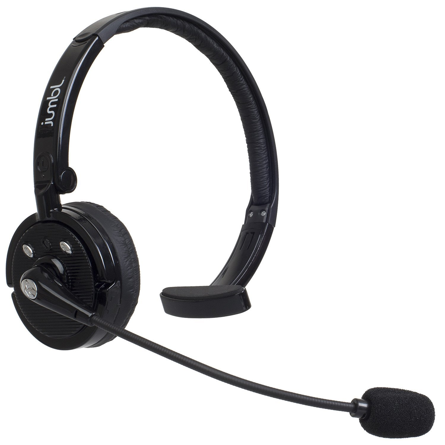 1e9a6495917 Jumbl BH21 Over the Head Hands Free Truckers Wireless Bluetooth Headset,  For Truck Car Drivers