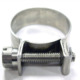 304 stainless steel Mini type hose clip / hose clamps