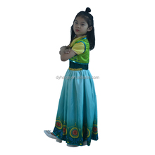 2015 Surgelati <span class=keywords><strong>Anna</strong></span> princess <span class=keywords><strong>dress</strong></span> for kids