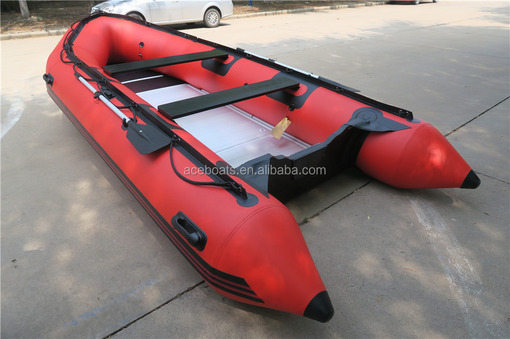 3.6m Inflatable Boat For Sale Weihai ACE Boat Made by hand Aluminum