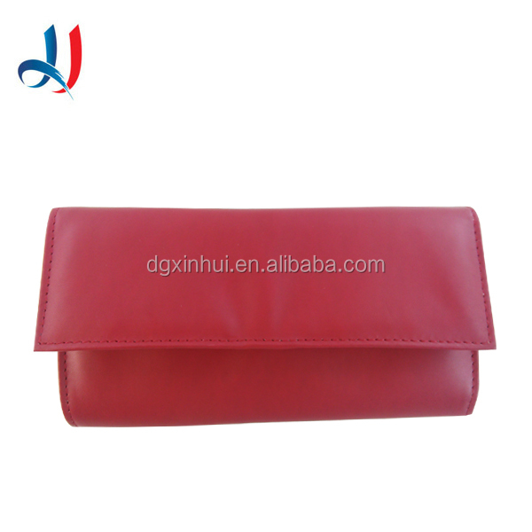 Best Selling Customized Printing Jewlery Roll Pouch Jewelry