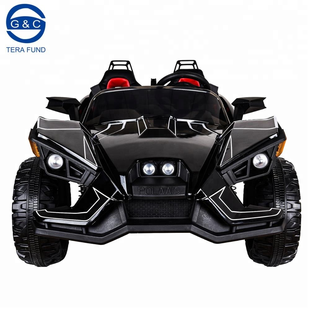 Electric Kids Cars >> Polaris Two Seat Battery Power Electric Kid Car With Remote Control And Usb Function Buy Kids Electric Cars 12v Battery Powered Cars For Kids Kids