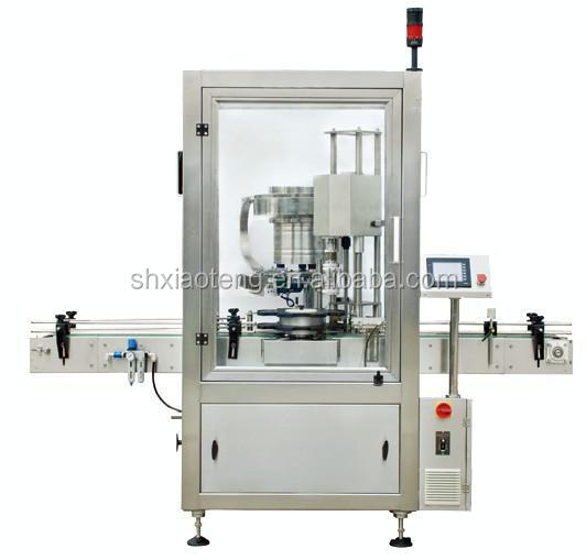 Automatic Capping Machine, High Speed Capper, Capping Line