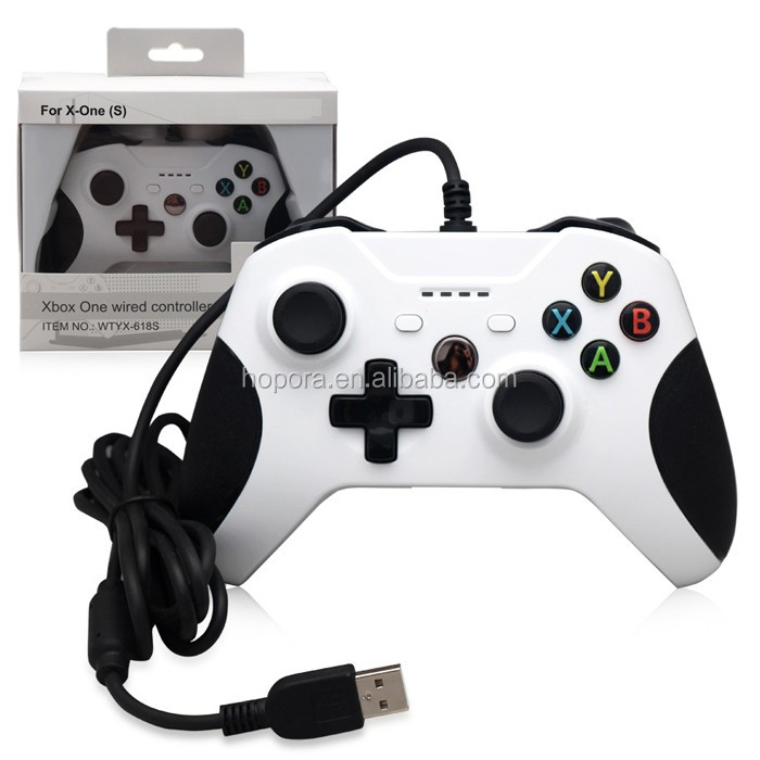 Usb Game Pad For Xbox One S Wired Controller Mods Pc - Buy For Xbox One S  Controller Mods,For Xbox One S Wired Controller Pc,Wired For Xbox One S  Controller Product on