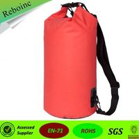 Outdoor Camping Canoe Rafting Drifting Swimming Inflatable Folding 60L Phone Camera Waterproof Dry Bag Pouch Backpack