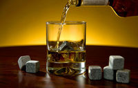 low price high quality flashing glow ice cubes