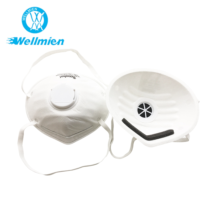 Non-woven Face Mask NIOSH N95 Approved Dust Mask