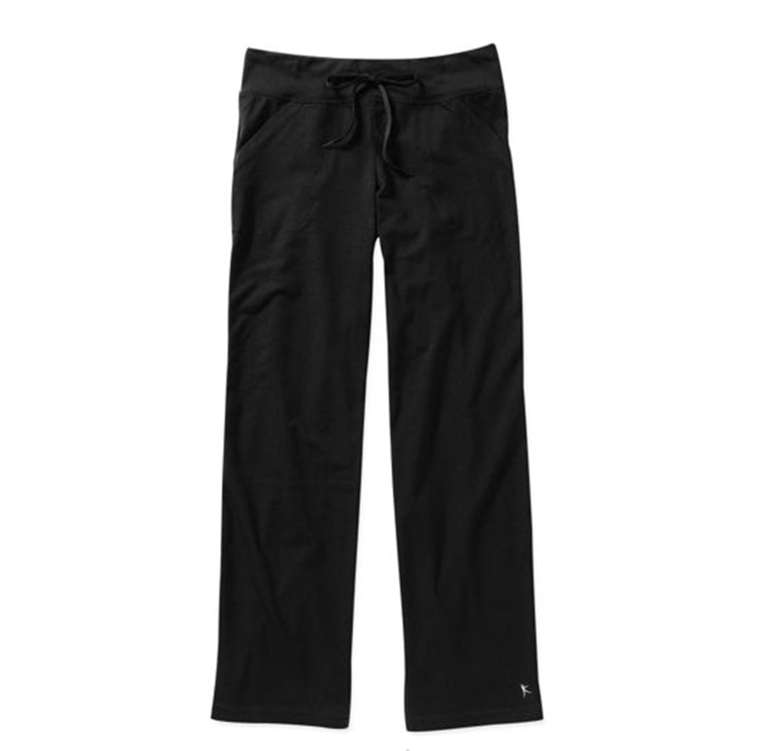 91a9bfec92d150 Get Quotations · Danskin Now Women's Dri More Relaxed Pants, Petite - Yoga,  Fitness, Active wear