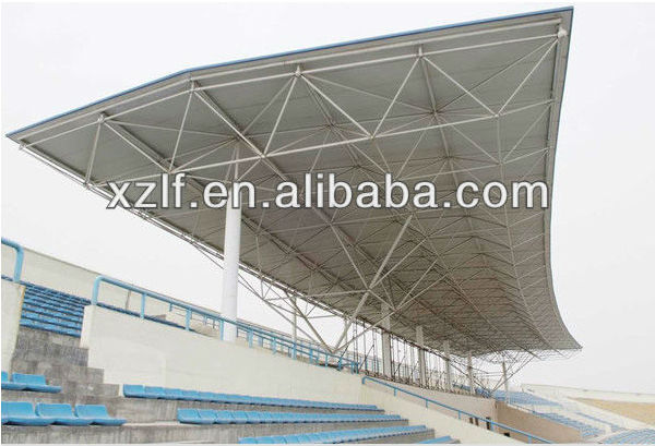 High Quality Steel Construction structure football stadium