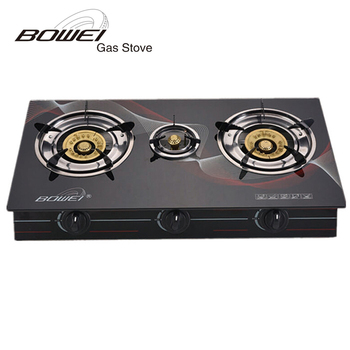 Amazing Top Quality Kitchen Appliances Tempered Glass Table Tops Gas Stove