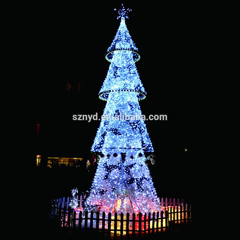 fancy lighted giant led outdoor wire christmas tree buy outdoor wire christmas treegiant led christmas treefancy lighted christmas tree product on