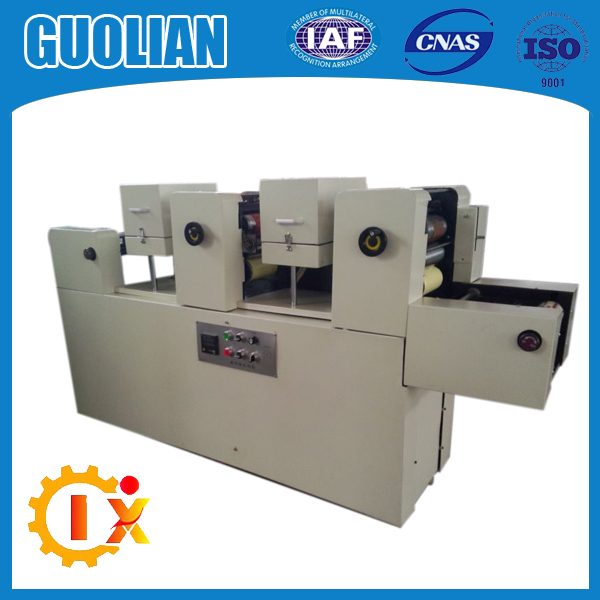 GL--2110-2 Flexographic printing adhesive tape machine