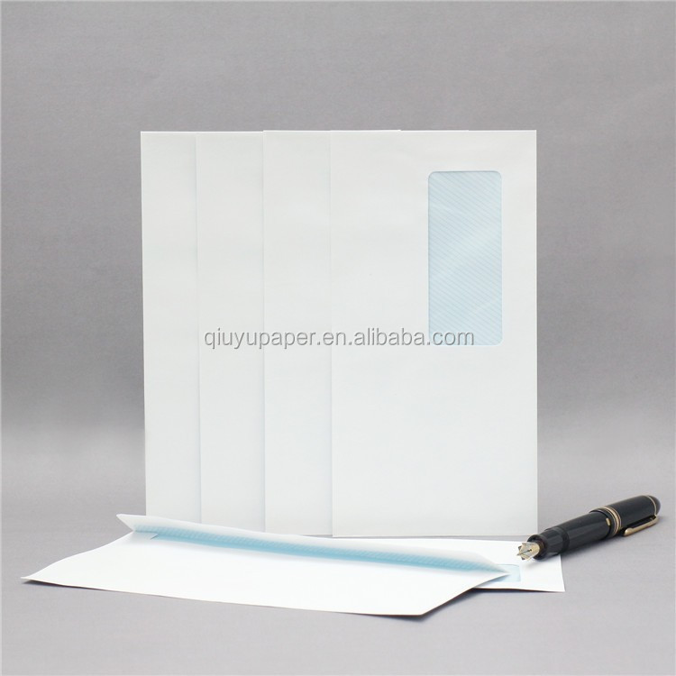 DL paper window envelope