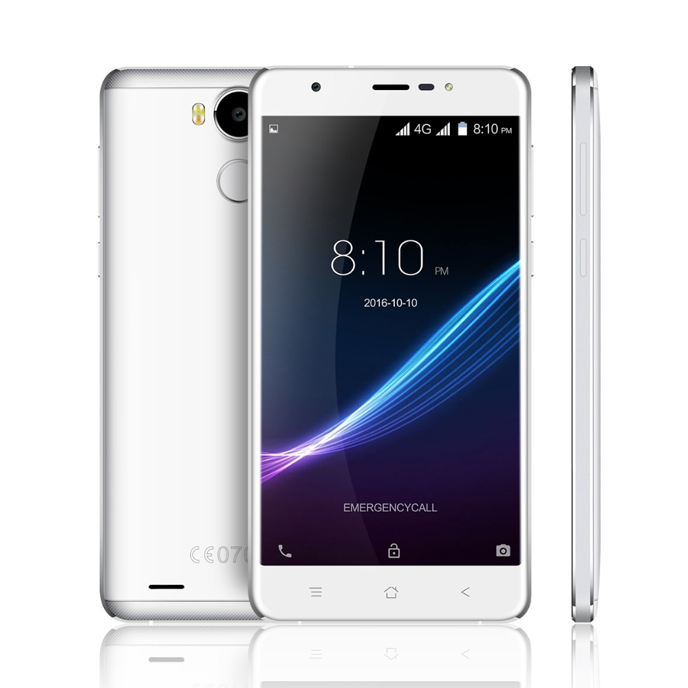 new unlocked smart phone android oem your logo 3gb/32gb 4g fingerprint 5.5inch mobile phone