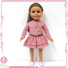 Wholesale Vinyl 5 Inch Baby Dolls 18'' American Girls Doll For New