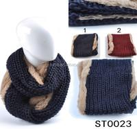 TOROS winter korean fashion knit mens viscose scarf