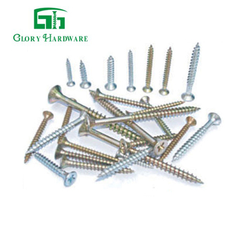 china zinc wood furniture Chipboard fibreboard Screw