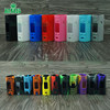 Wholesale e cigarette reuleaux rx200s tc box mod silicone case/cover/skin/sleeve for 200w ecig rx 200s 19 colors perfect fit