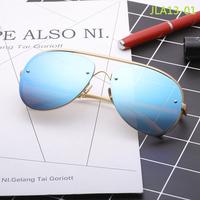 JLA13 yiwu gentleman optical brand color No border sunglasses