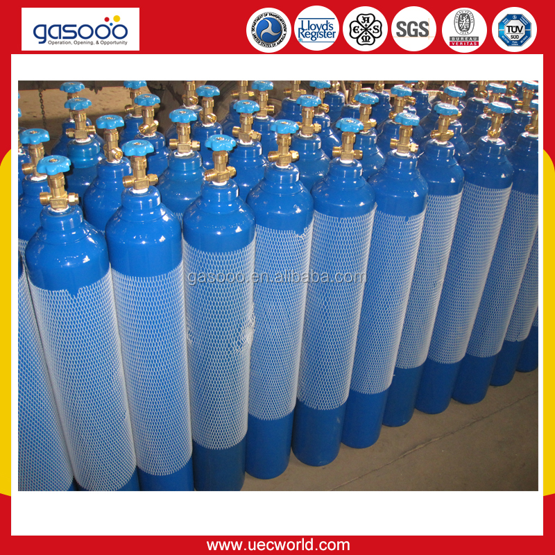 GB509910L Small Empty Gas Cylinder for Sale