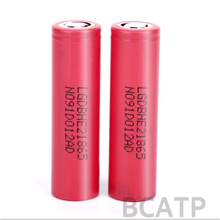 E cig 18650 lghe2 2500mAh 35amp IMR high capacity rechargeable lithium battery for e-cigarette