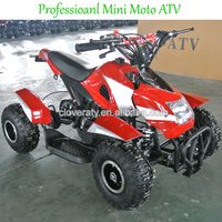 Chinese Quad Bike Mini Motorcycle 49CC ATV with 6 inch Big Wheel