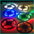 Factory price IP68 SMD 5050 rgb flex round led strip DC12V