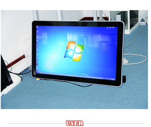 WALL Mounted TFT Flat LCD Screen Advertising TV