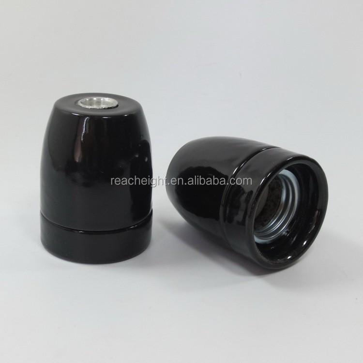 Ce E27 Ceramic Lampholder Socket Pendant Light Lamp Holder