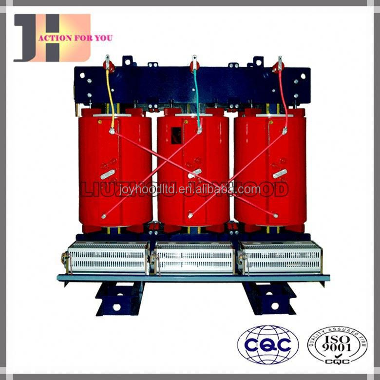 EE12 dry type transformer with double slot Dry type transformer 10 kv SCB(10)