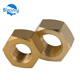 M20 M22 M25 M42 Big Copper Hex Socket Thin Nut